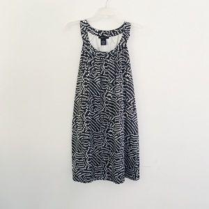 BCBGMaxAzria | Polka Dot Shift Dress